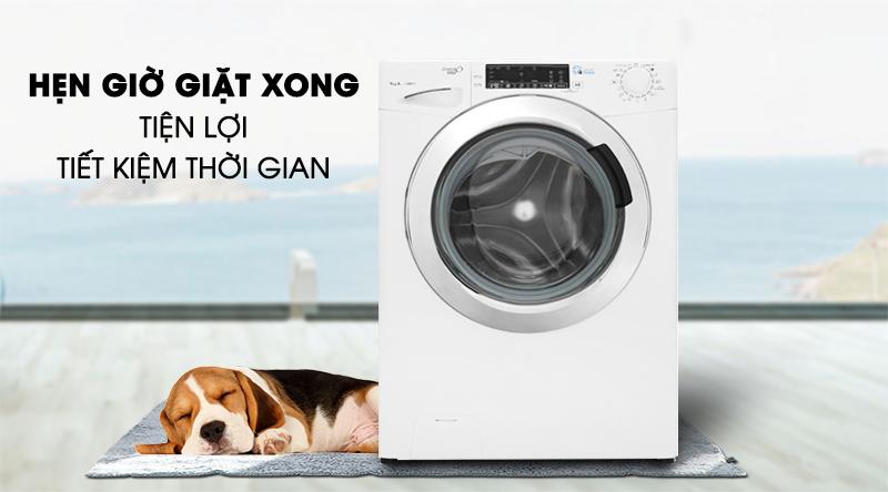 Máy giặt Candy Inverter 9 kg GVS 149THC3/1-04-Tiện lợi với chức năng hẹn giờ giặt xong