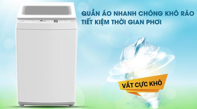 Vắt cực khô - Máy giặt Toshiba 7 kg AW-K800AV(WW)