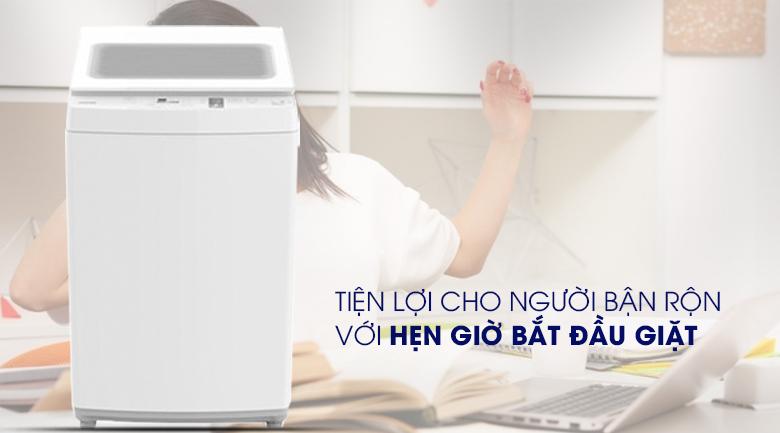 Hẹn giờ giặt - Máy giặt Toshiba 8 kg AW-K900DV(WW)
