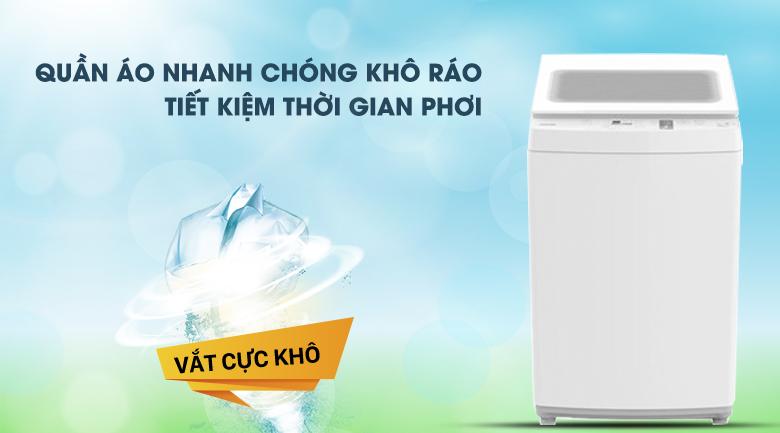 Vắt cực khô - Máy giặt Toshiba 8 kg AW-K900DV(WW)