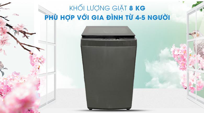 Thiết kế-máy giặt Toshiba 8 kg AW-K905DV