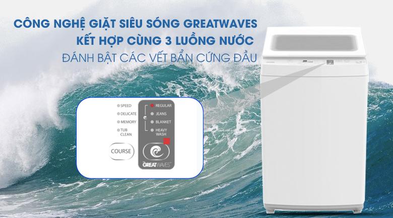 Greatwaves-Máy giặt Toshiba 9 kg AW-K1000FV