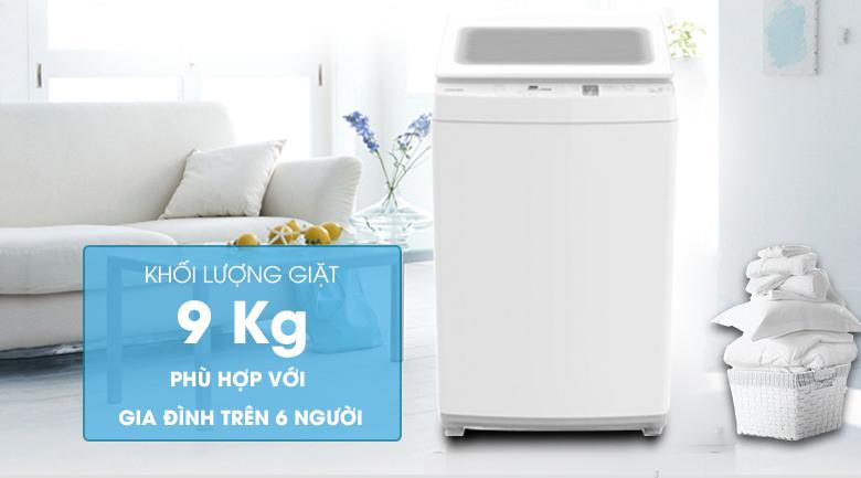 Thiết kế-Máy giặt Toshiba 9 kg AW-K1000FV