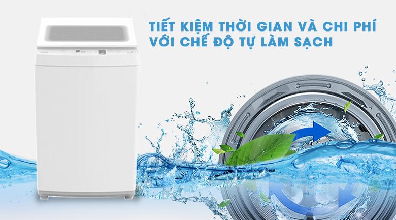 Vệ sinh lồng giặt - Máy giặt Toshiba 9 kg AW-K1000FV