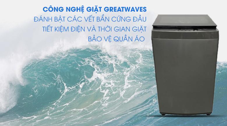 Greatwave-Máy giặt Toshiba 9 kg AW-K1005FV