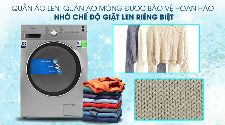 Giặt len