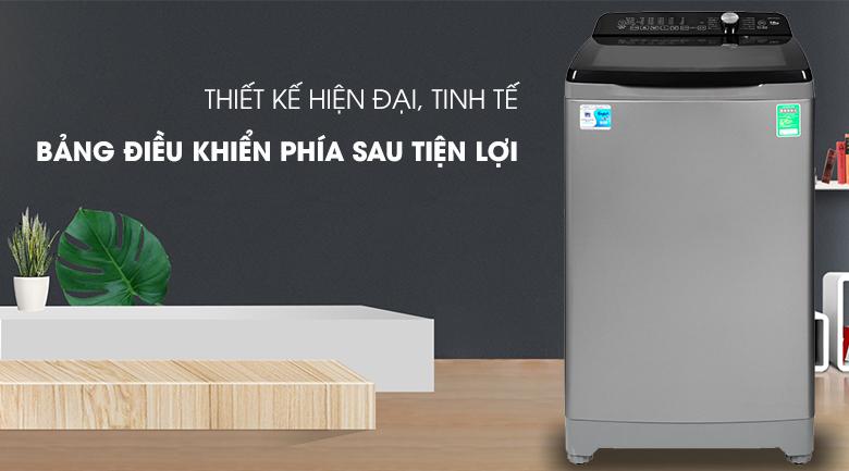 Thiết kế - Máy giặt Aqua 10 Kg AQW-FR100ET S