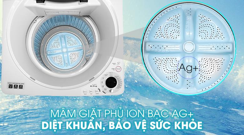 Mâm giặt phủ bạc Ag+