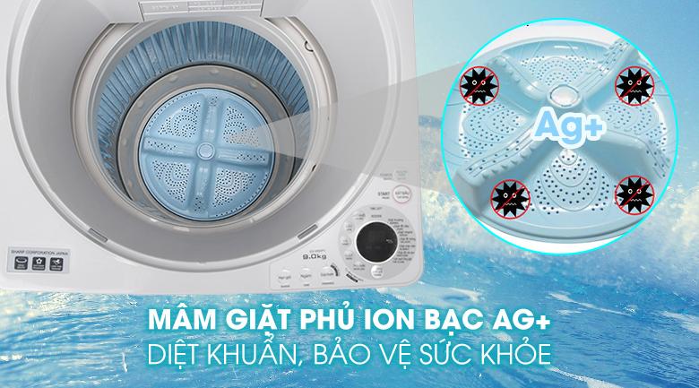 Mâm giặt phủ Ag+
