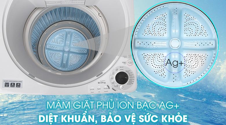 Mâm giặt kháng khuẩn Ag+