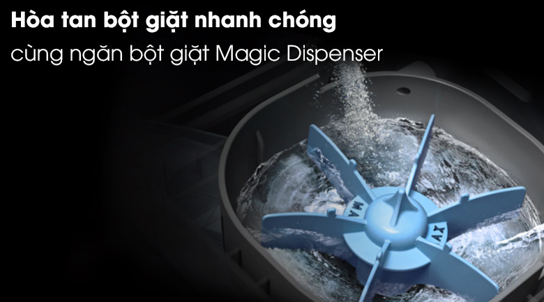 Magic dispenser