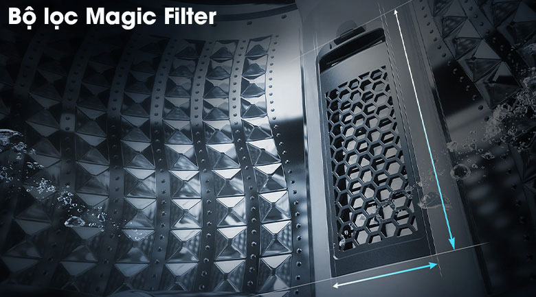 Bộ lọc Magic Filter