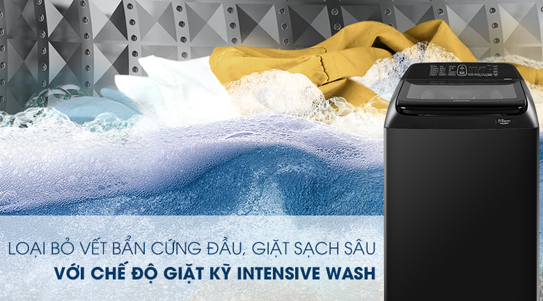 Intensive Wash