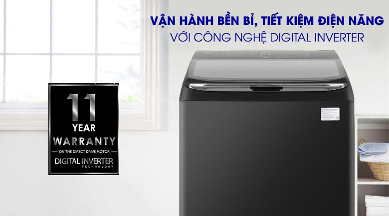 Inverter-Máy giặt Samsung Inverter 22 kg WA22R8870GV/SV