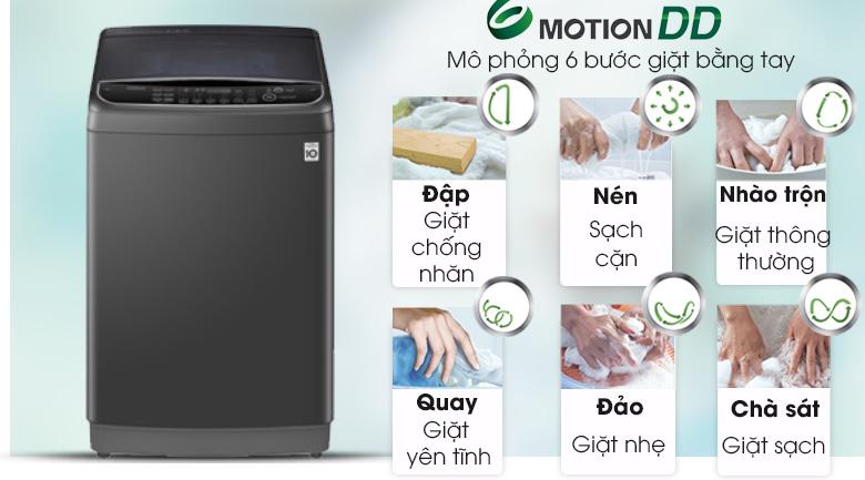 Giặt 6 chuyển động - 6 motion