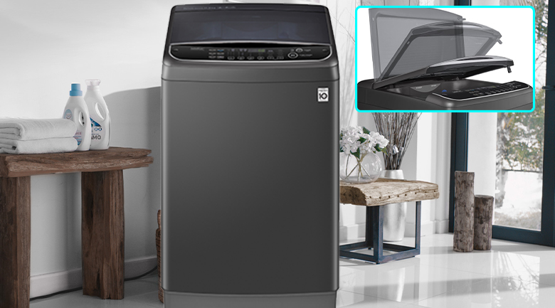 Máy giặt LG Inverter 11 kg TH2111DSAB