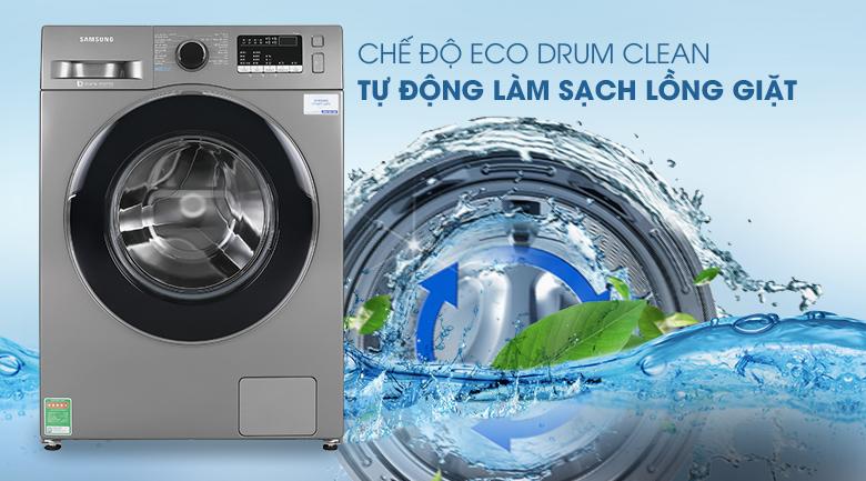 Tự làm sạch lồng giặt