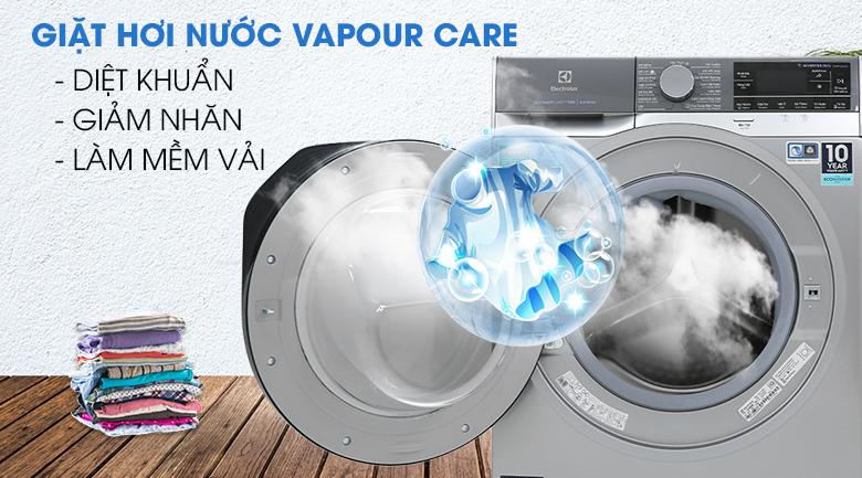 Máy giặt Electrolux EWF1141SESA - Vapour Care