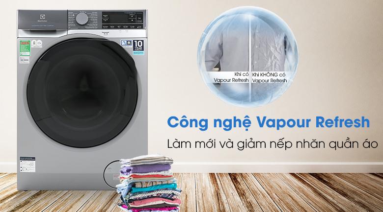 Máy giặt Electrolux EWF1141SESA - Vapour Refresh