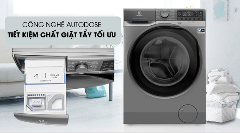 công nghệ Autodose - Máy giặt Electrolux EWF1141SESA
