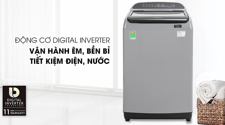 Máy giặt Samsung Inverter 9 kg WA90T5260BY/SV - Inverter