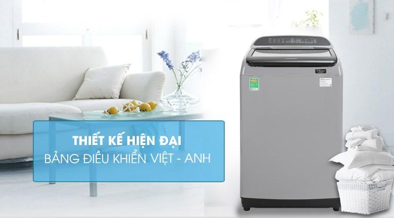 Máy giặt Samsung Inverter 9 kg WA90T5260BY/SV - Thiết kế