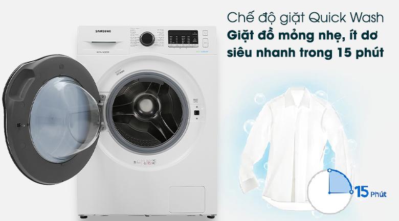 Chế độ giặt nhanh Quick Wash