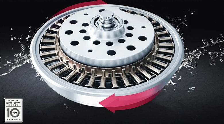 Máy giặt LG Inverter 11 kg TH2111SSAB - Inverter