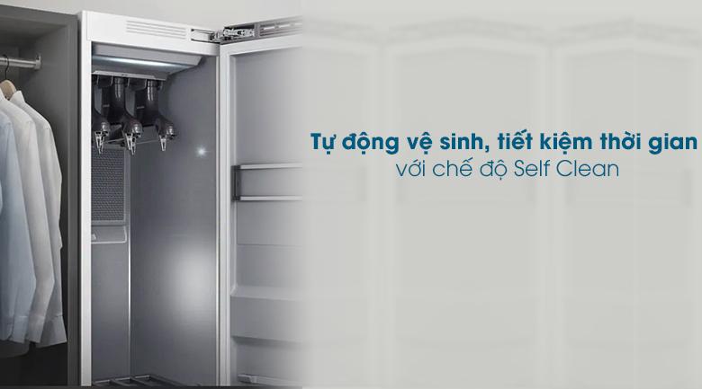 Tủ chăm sóc quần áo AirDresser Samsung - Self Clean