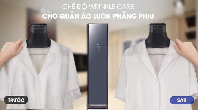 Tủ chăm sóc quần áo AirDresser Samsung - Wrinkle Care