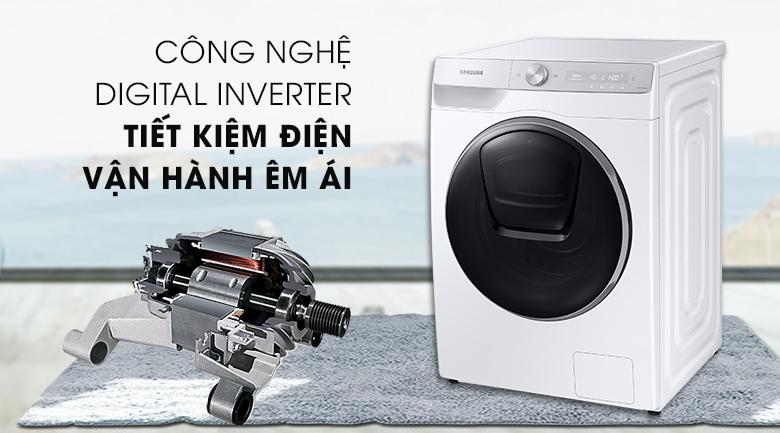 Máy giặt Samsung WW90TP54DSH/SV - Digital Inverter