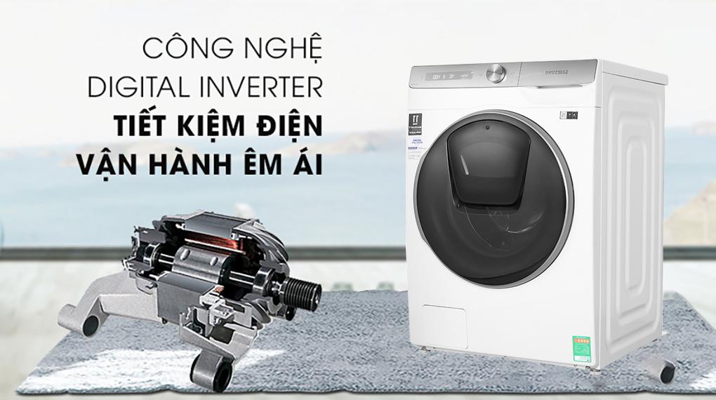Máy giặt Samsung Inmverter 9 kg WW90TP54DSH/SV - Digital Inverter