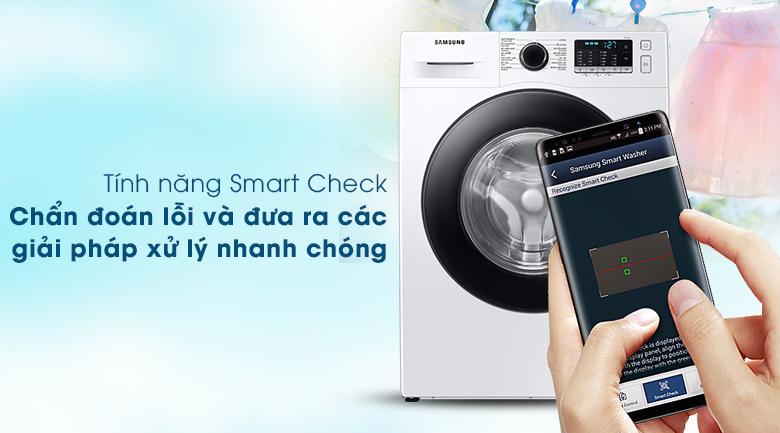 Máy giặt Samsung Inverter 10kg WW10TA046AE/SV - Smart Check