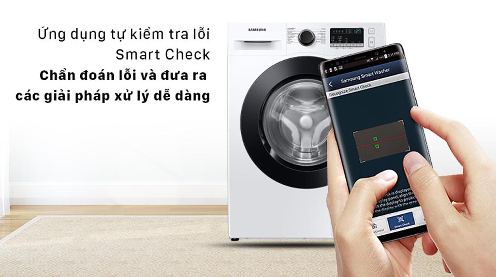Máy giặt Samsung Inverter 9.5 kg WW95T4040CE/SV - Sử dụng máy giặt thông minh với SmartThings