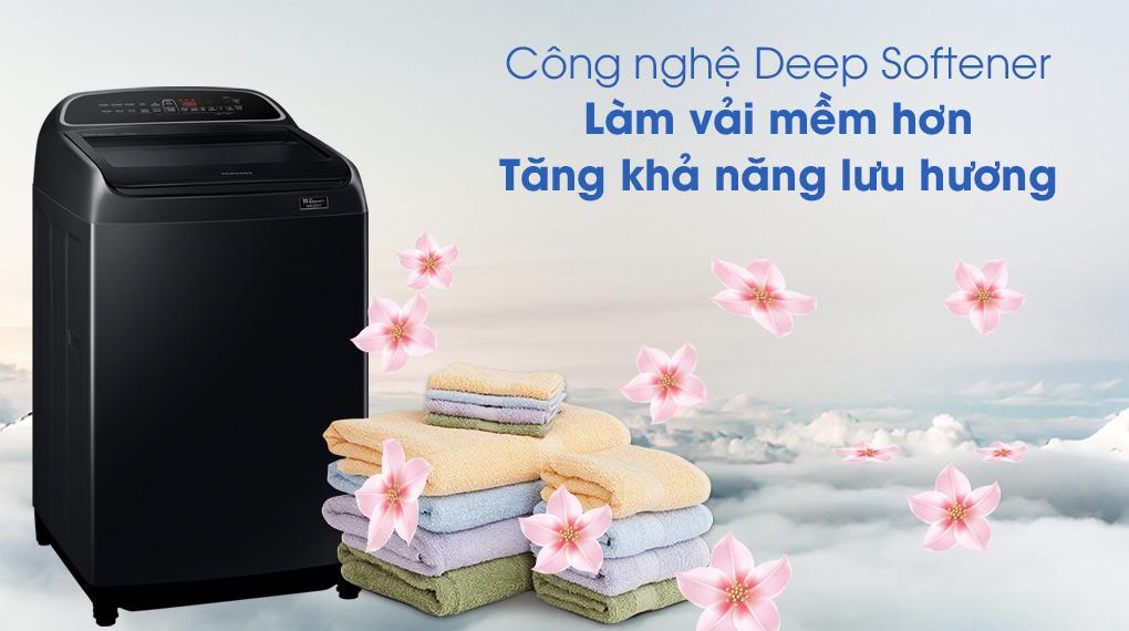 Máy giặt Samsung WA10T5260BV/SV - Thơm