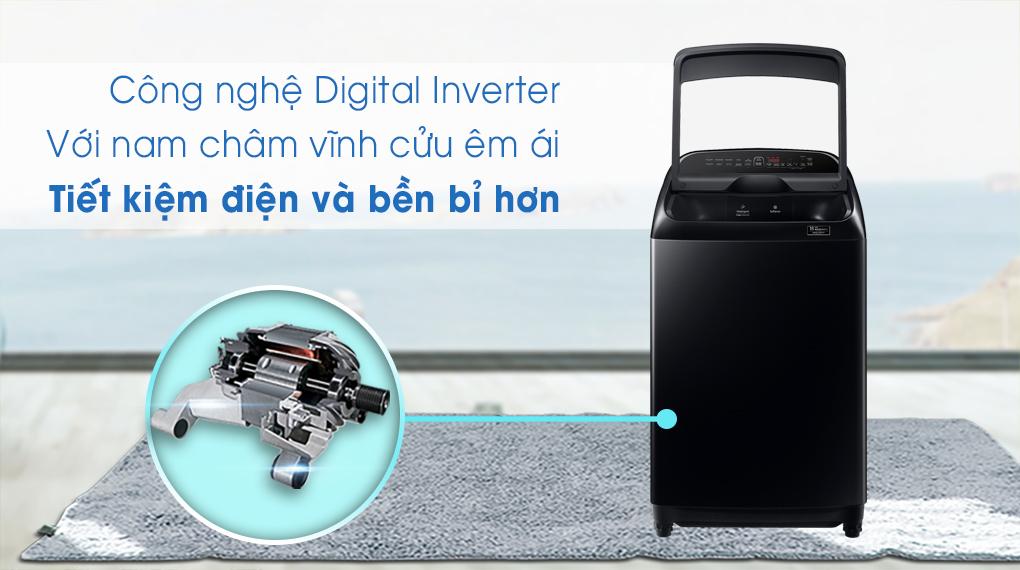 Máy giặt Samsung WA10T5260BV/SV - Inverter