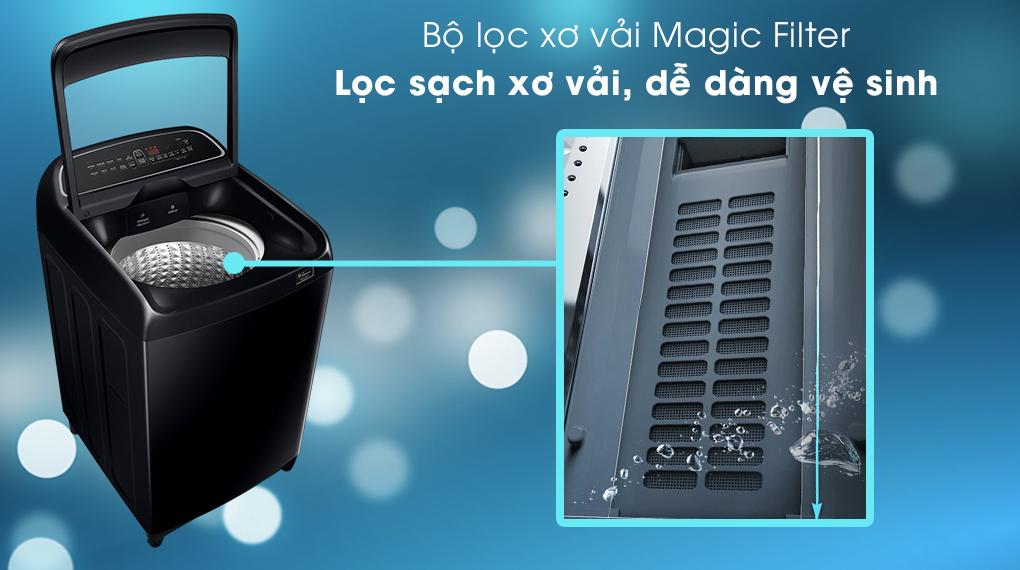 Máy giặt Samsung WA10T5260BV/SV - Maigic Filter