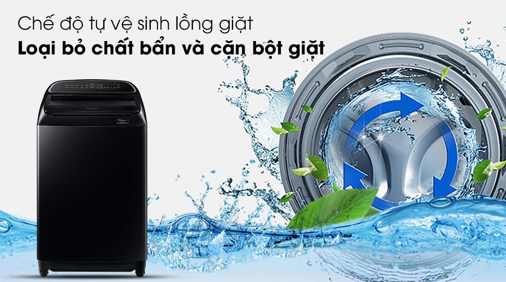 Máy giặt Samsung WA10T5260BV/SV - tự vệ sinh