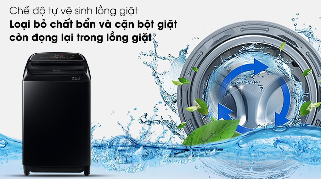 Máy giặt Samsung WA11T5260BV/SV - tự vệ sinh