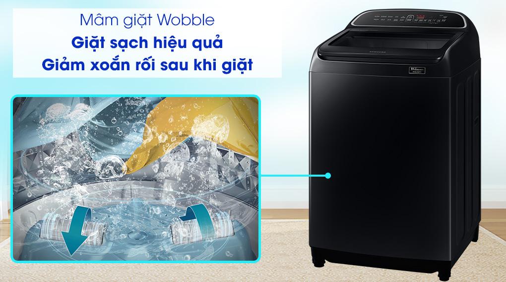 máy giặt Samsung  WA11T5260BV/SV - Wobble