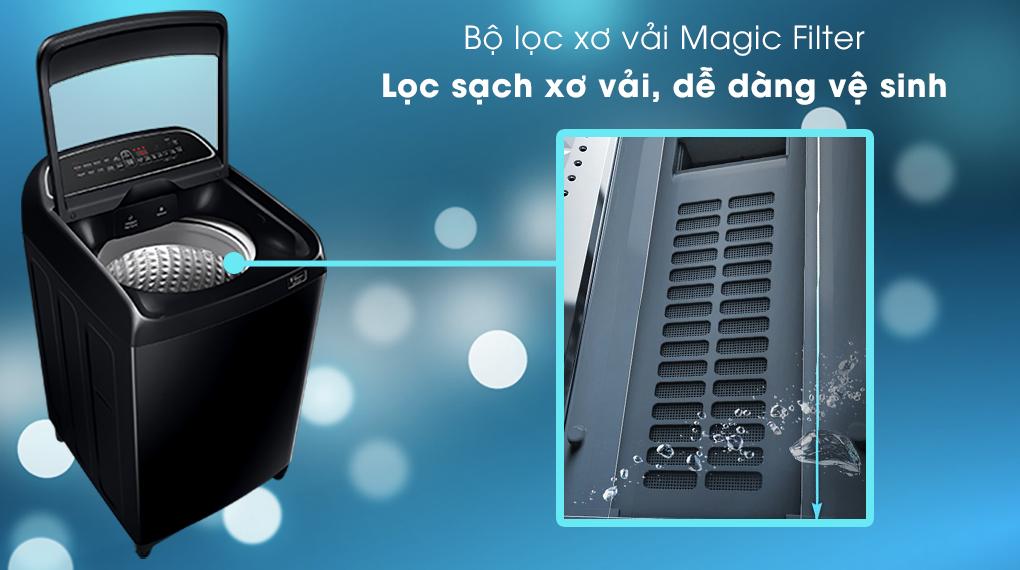 Máy giặt Samsung WA11T5260BV/SV - magic filter