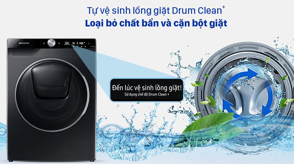 Máy giặt Samsung WW10TP54DSB/SV - tự làm sạch