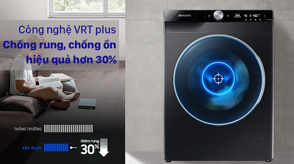 Máy giặt Samsung WW10TP54DSB/SV - VTR Plus