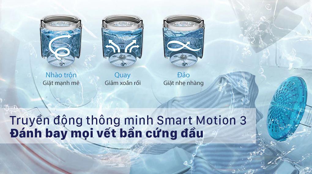 Máy giặt LG Inverter 13 kg T2313VSAB - Smart Motion 3
