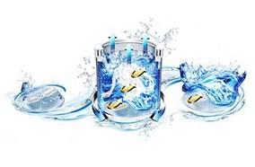 Giặt nhiều luồng nước phun với Multi-jet wash action