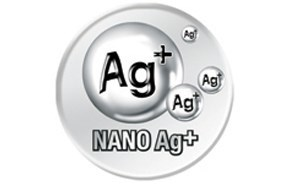 Công nghệ Nano Ag+ khử khuẩn vượt trội