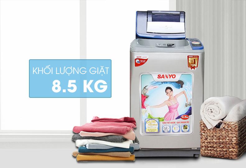Máy giặt Sanyo ASW-U850ZT