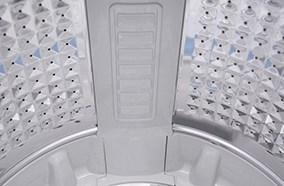 Thiết kế lồng giặt kim cương giặt sạch hiệu quả