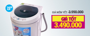 Máy giặt Sharp ES-Q750EV 7.5kg
