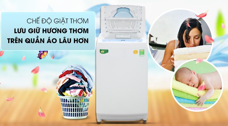 Chế độ giặt thơm Fragrance Course - Máy giặt Toshiba Inverter 9kg AW-DC1005CV